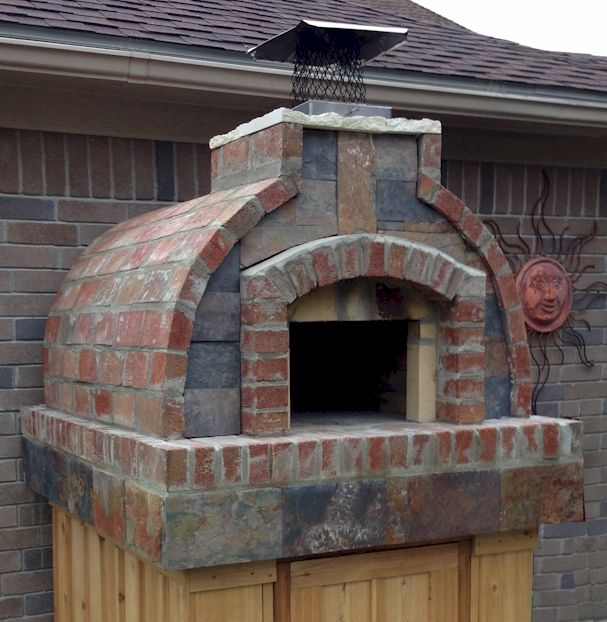Outdoor DIY Pizza Oven Kits. Homemade Smoker Kits. DIY BBQ Smoker Grill  Kits.