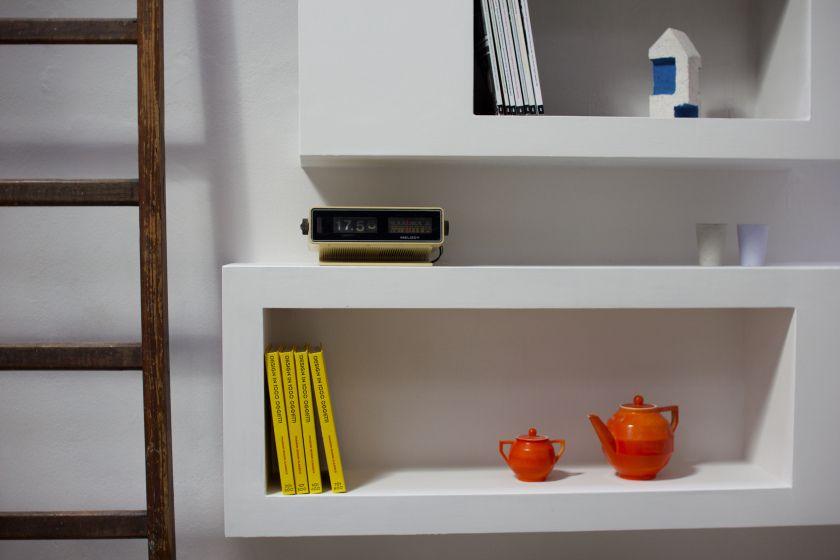 Quanto costa realizzare mensole di cartongesso in cucina for Salotto cartongesso