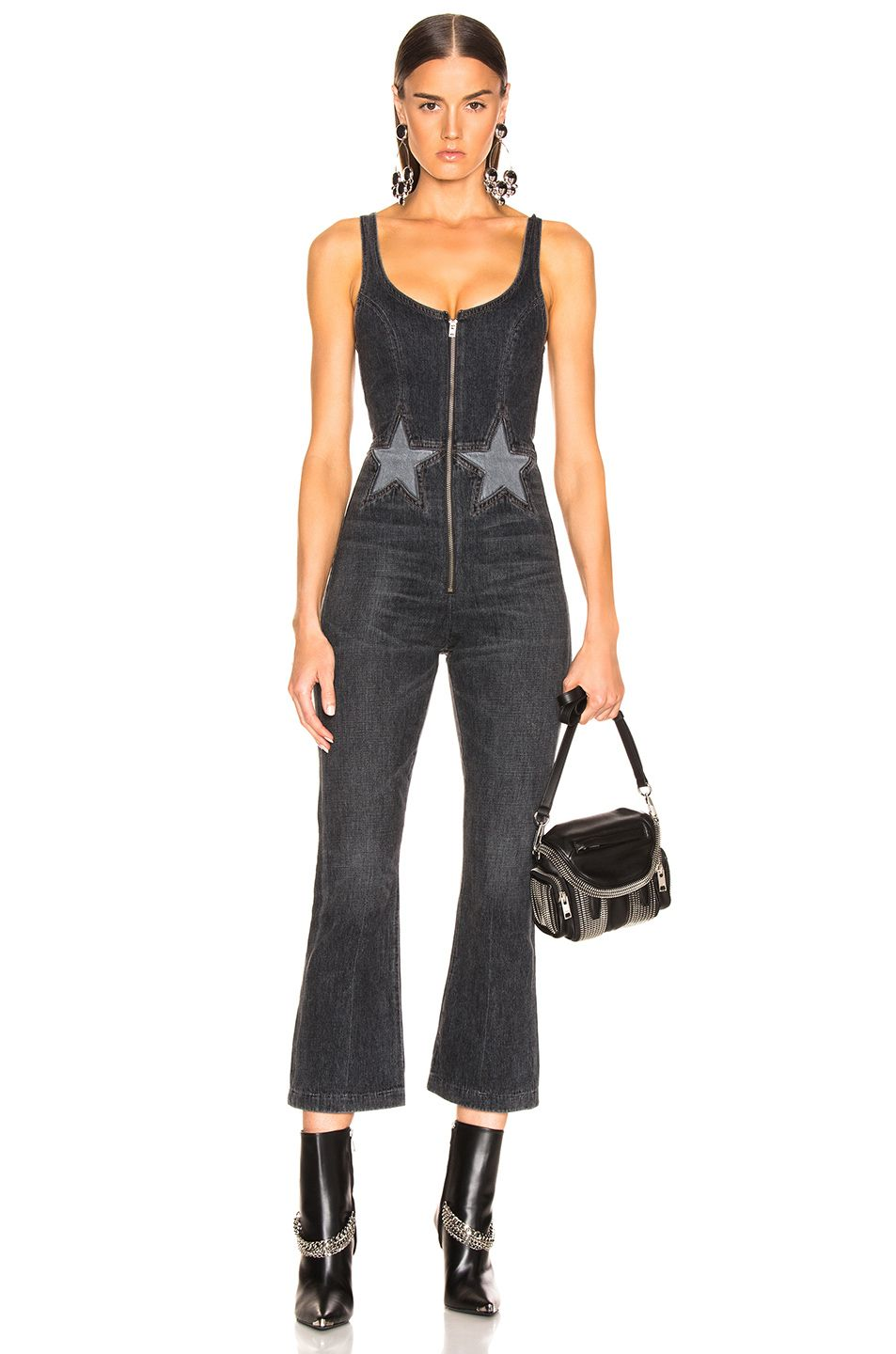 d04548f4fab JEAN ATELIER Star Jumpsuit in Night