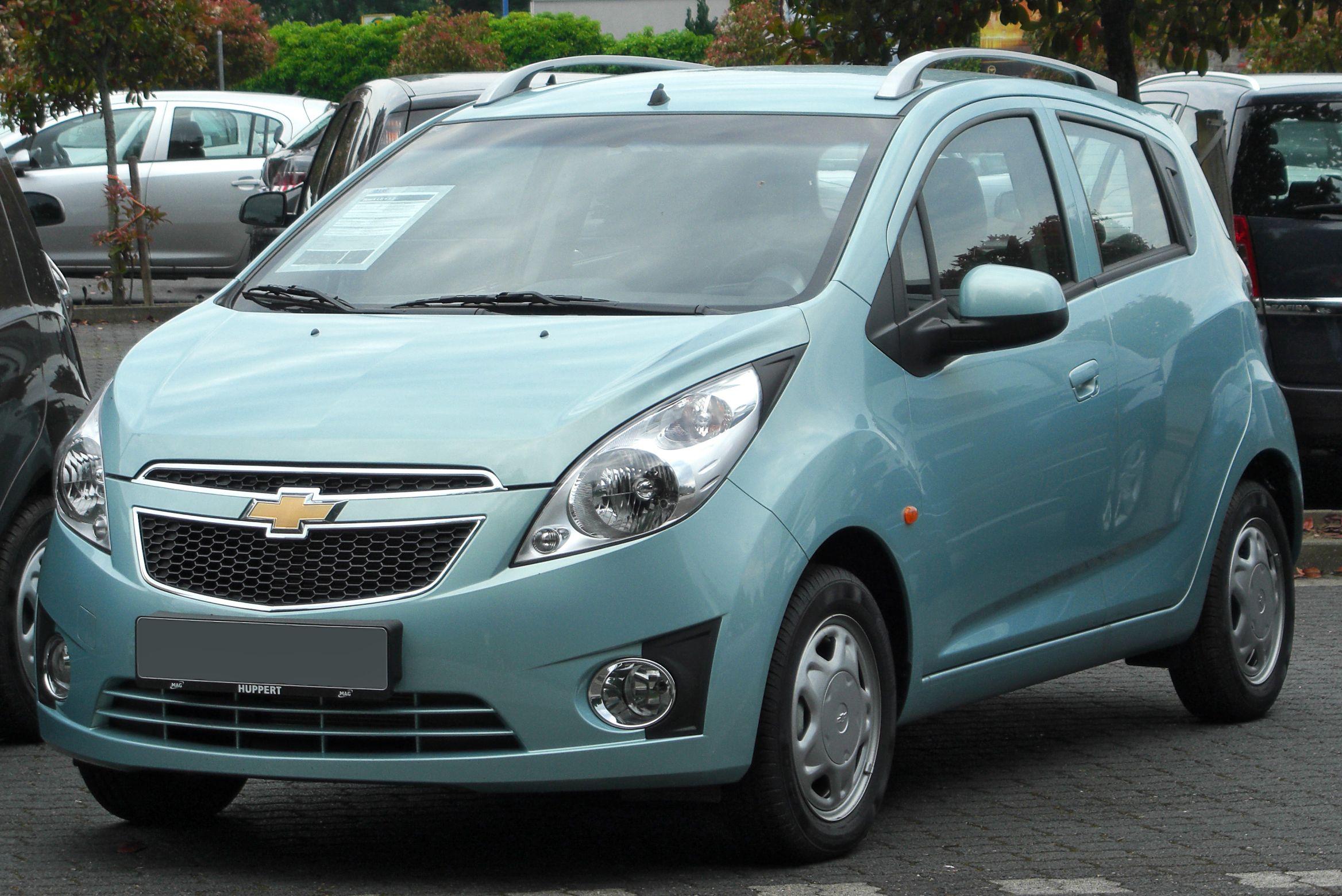 Chevrolet Spark Daewoo Matiz Chevrolet Spark Chevrolet