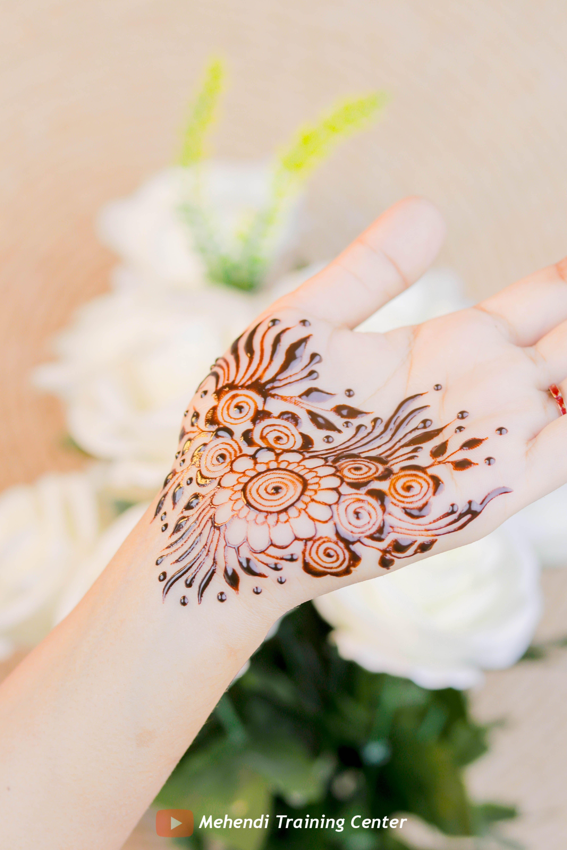 Front Hand Mehndi Design Easy 2019 Front Hand Mehndi Designs 2019 New Style Mehndi Designs For Hands Henna Thigh Henna