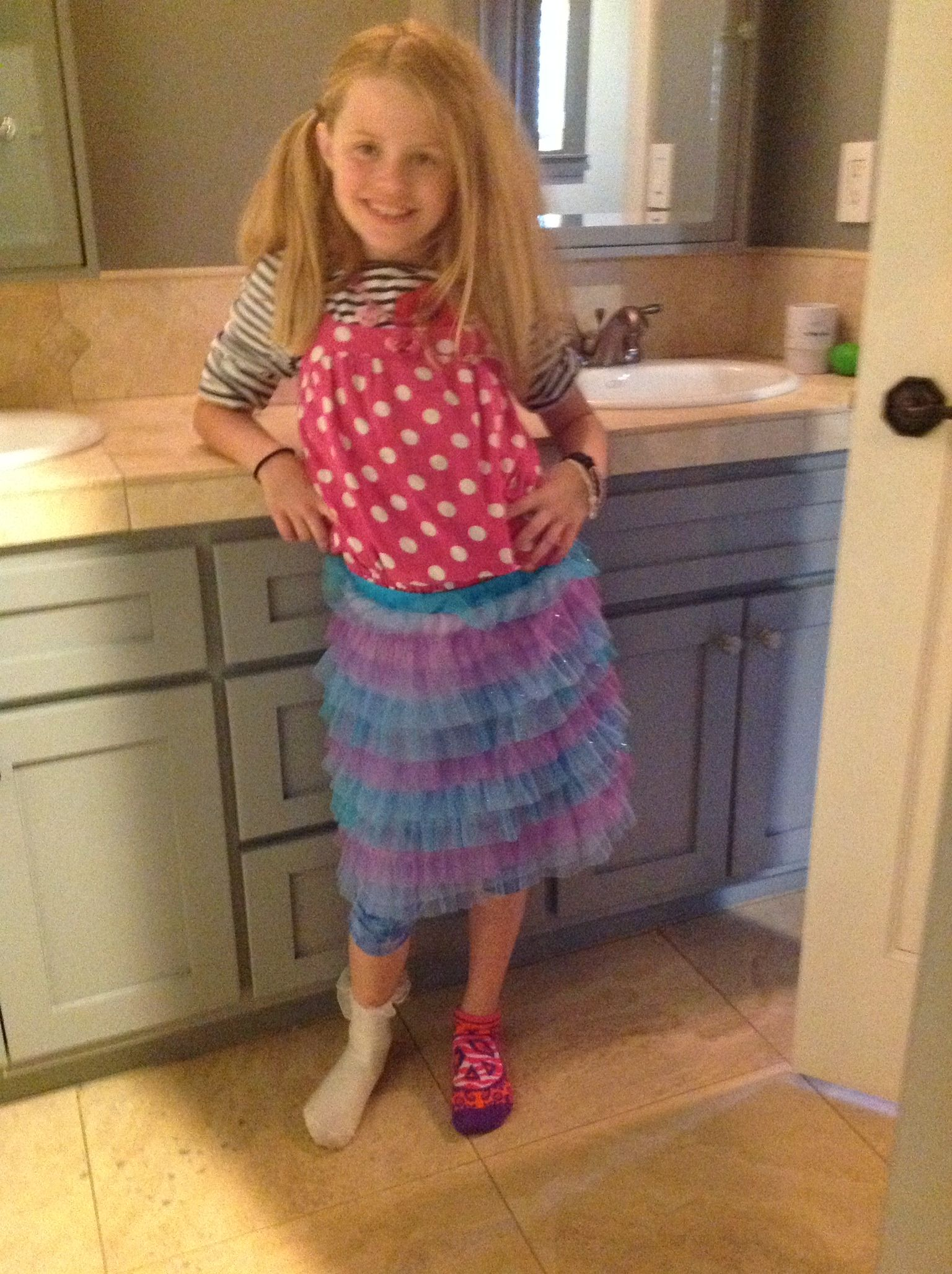 Mix Match Day At School