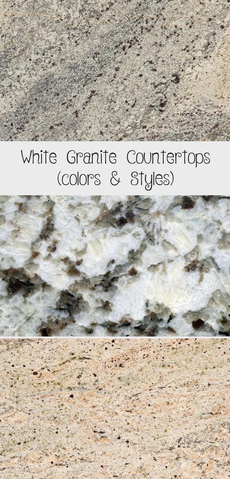 Best Contemporary Kitchen With Dallas White Granite Countertops 400 x 300