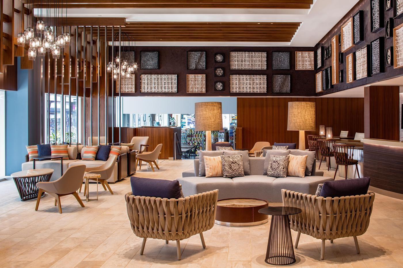 Hilton Garden Inn Waikiki Hotel Lounge Hilton Garden Inn Lounge Design