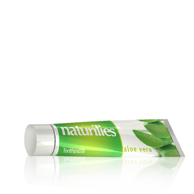 HuncaLife Sistemi ve İş Fırsatları: Naturilies Aloe Vera Diş Macunu 100ml