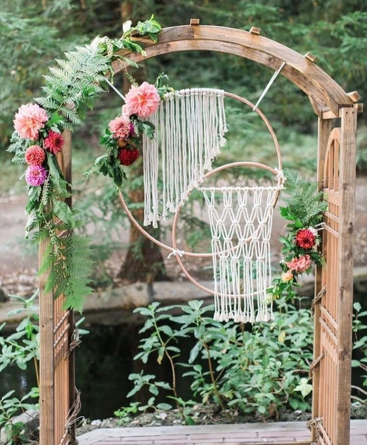 Bohemian Wedding Reception: Bohemian Wedding Decorations