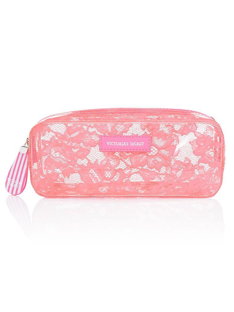 429b1d35baea17 Victoria secret Small Makeup Bag, Small Cosmetic Bags, Cosmetic Pouch,  Pencil Bags,