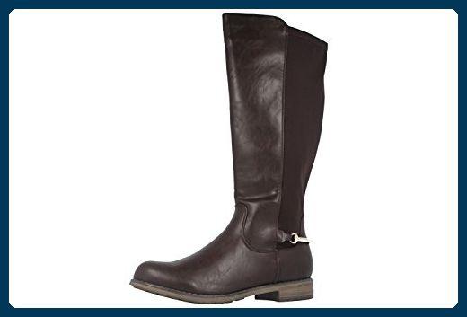online store bb4ec b066d FITTERS FOOTWEAR - Maja - Damen Stiefel - Braun Schuhe in ...