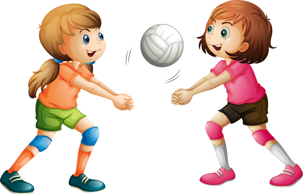 Youth Sports Clip Art: Drawing For Kids, Exercise For Kids, Cute