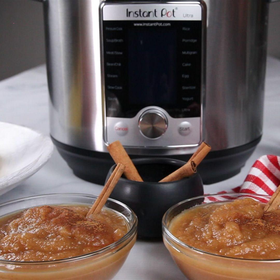Homemade Applesauce Recipe Homemade applesauce