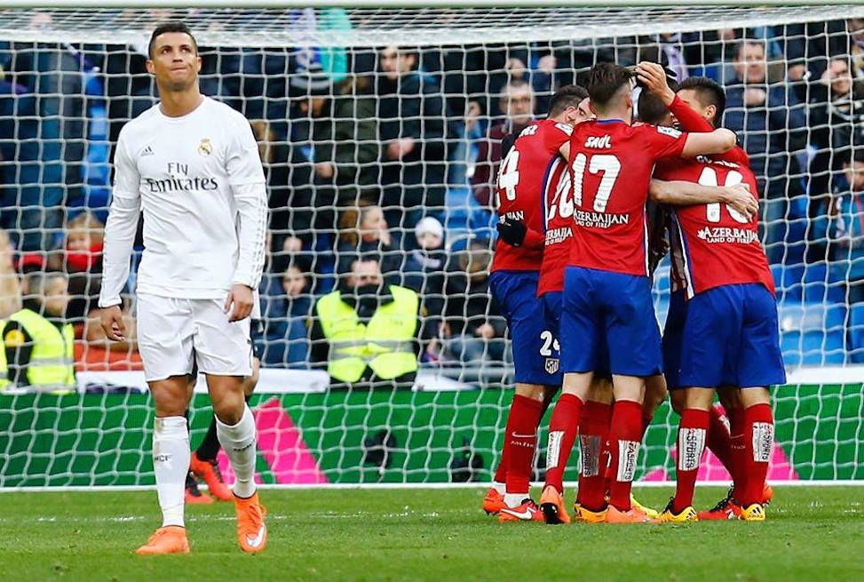 La Liga Atletico Madrid vs Real Sociedad, Live Score