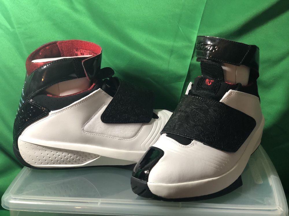48f5ed63963d19 Air Jordan 20 XX OG Quickstrike Black White 310455-101 Men s US size 10   fashion  clothing  shoes  accessories  mensshoes  athleticshoes (ebay link)