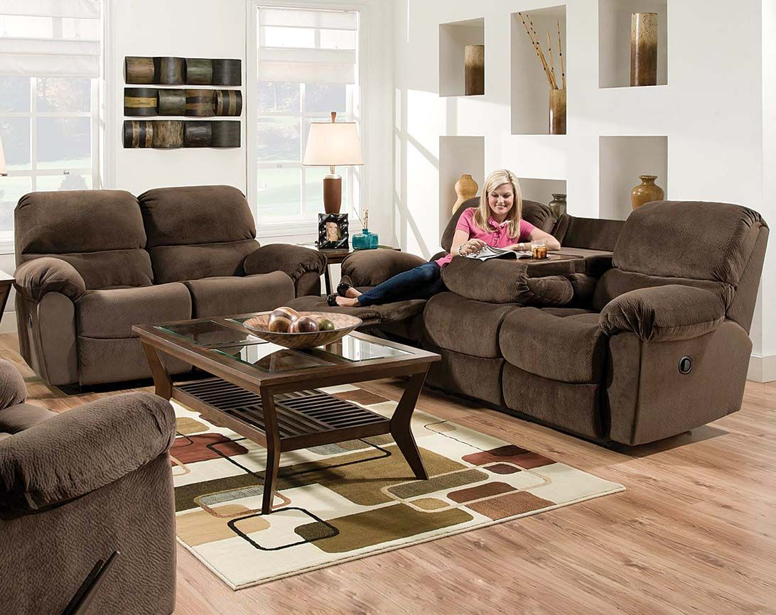 Room   Brown Reclining Sofa Set. Brown Reclining Sofa Set   Sharpei Chocolate Reclining Sofa