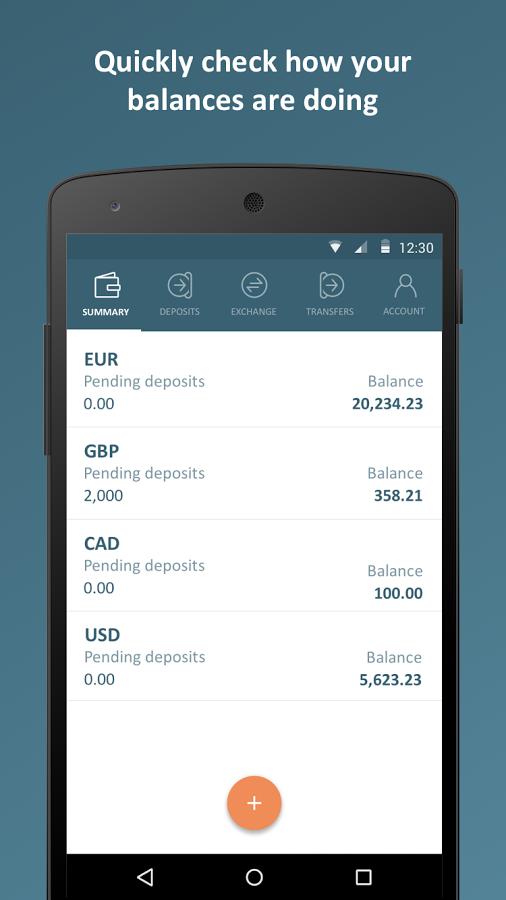 Currencyfair Money Transfer With