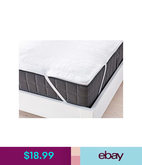 Ikea Skydda Latt Mattress Or Pillow Protector Different Sizes Queen Full Twin Mattress Mattress Protector Ikea Bed