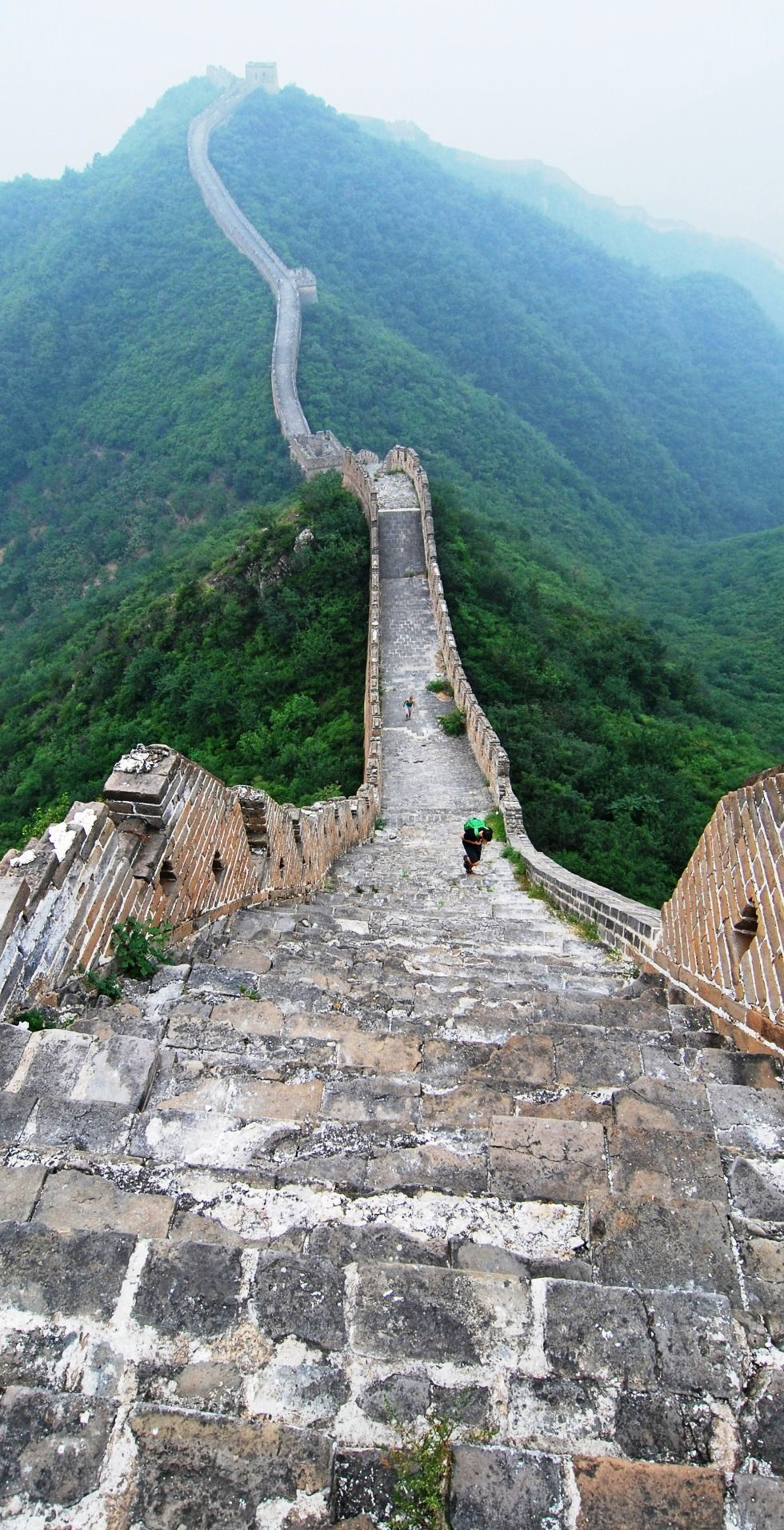 The Great Wall Of China, China 3