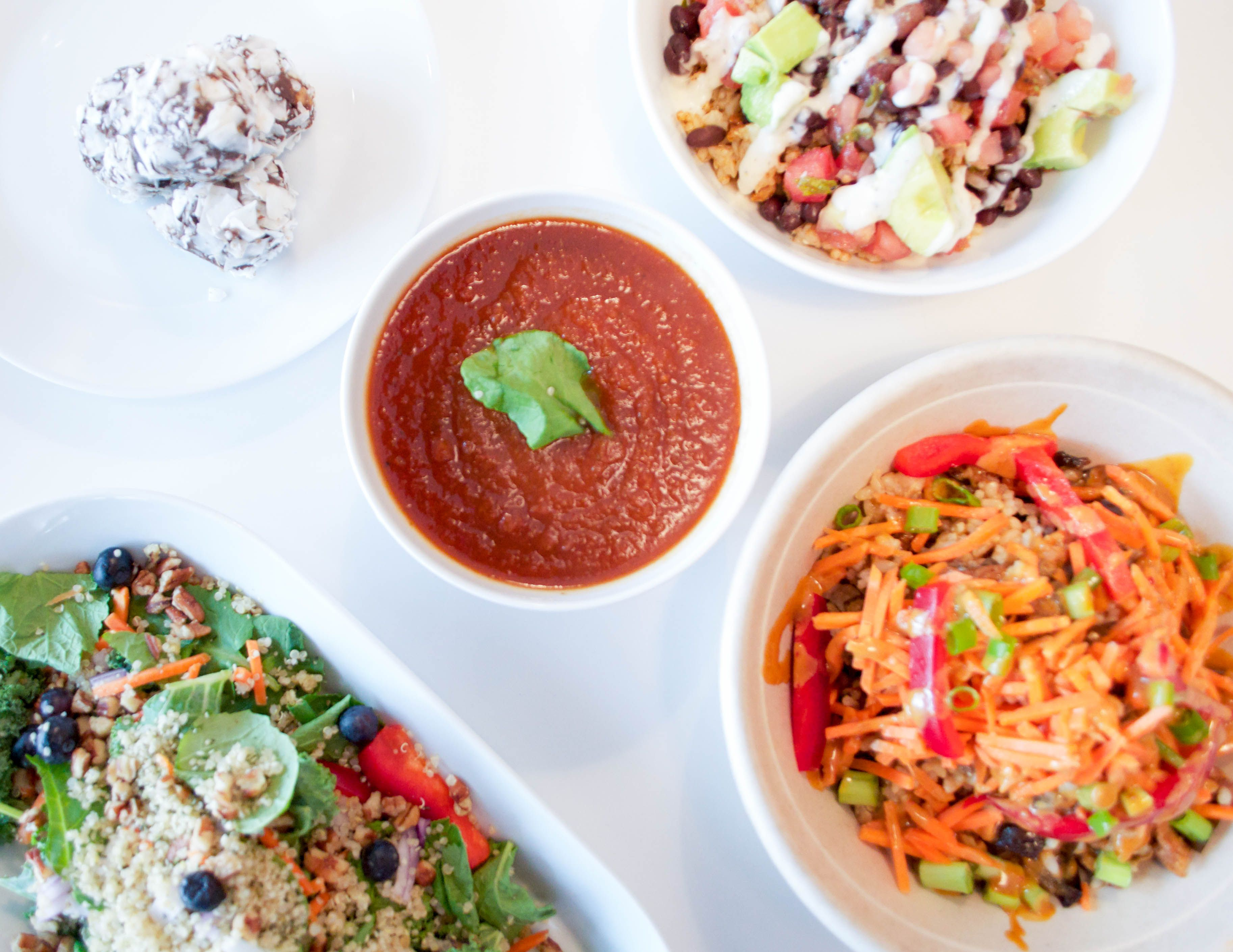Glutenfree soups salads and sweet bites from suup health
