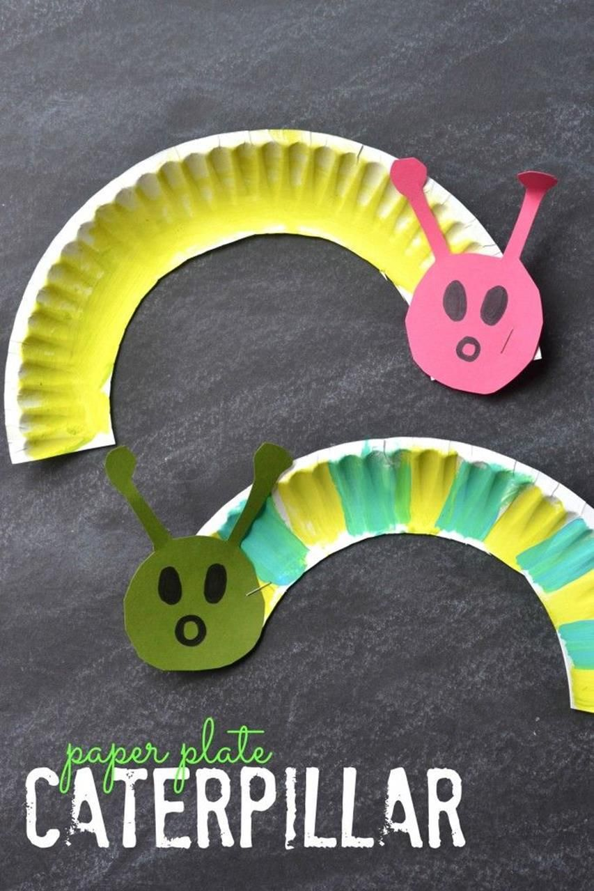 57 Easy And Creative Spring Craft For Kids So Smart Crafts For