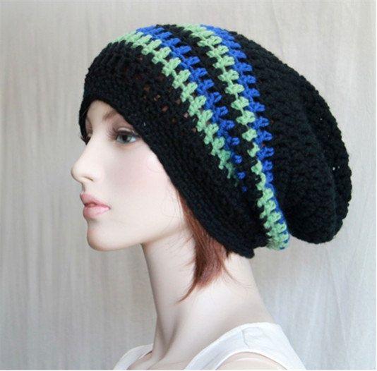 39cfaa573 Unisex slouchy hat mens hats womens hats teens hippie beanie fashion ...
