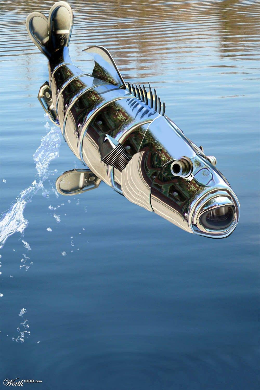 Fishrobot
