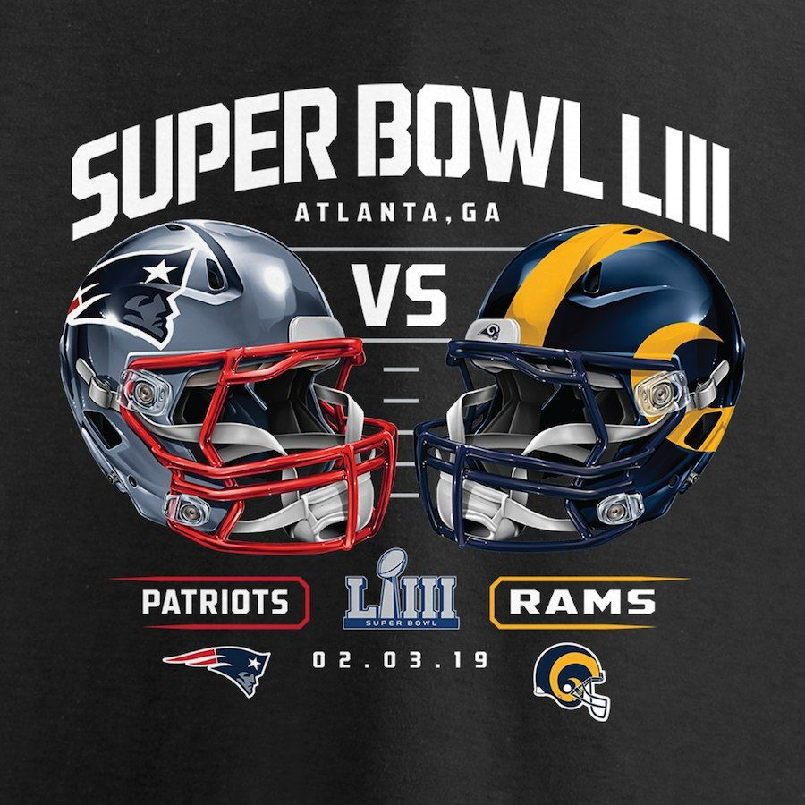 Los Angeles Rams vs  New England Patriots NFL Pro Line by