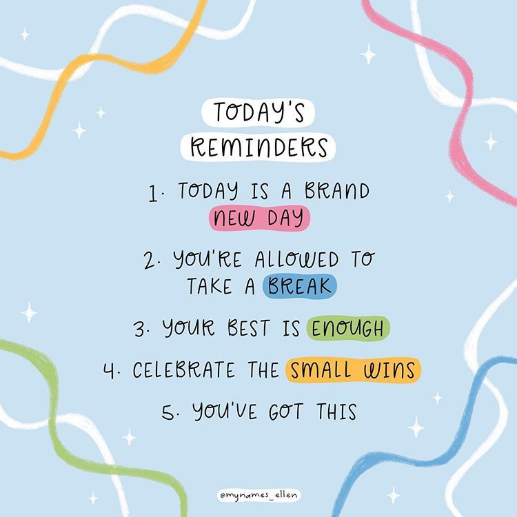 Happy Saturday Lovelies Today Is A Brand New Day And With Every New Day Comes A Few New Reminders Don T Forget T New Day Quotes Brand New Day New Reminder