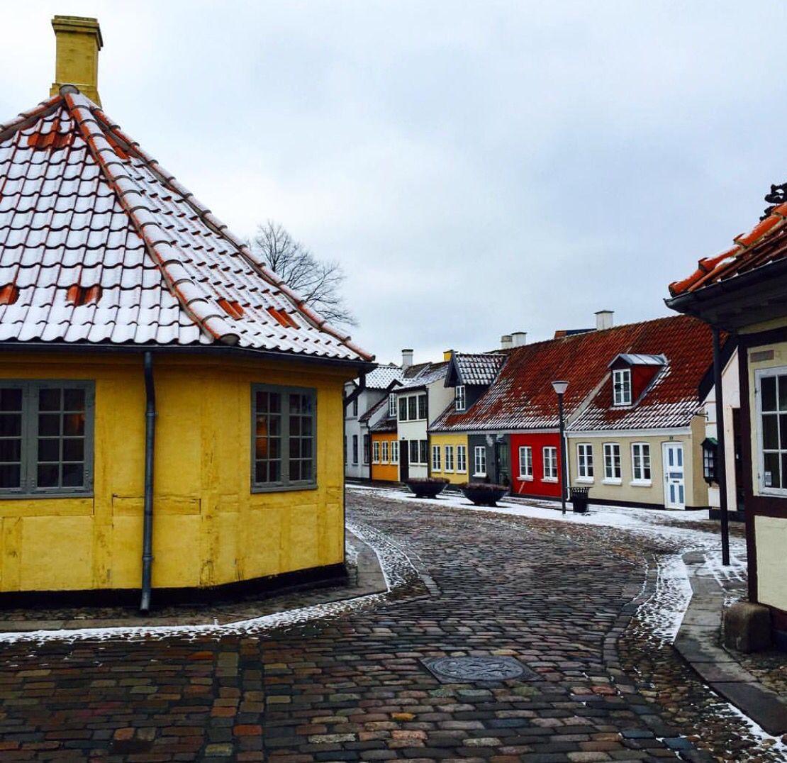 Odense (Region Syddanmark) - Hans Christian Anderson's Hus