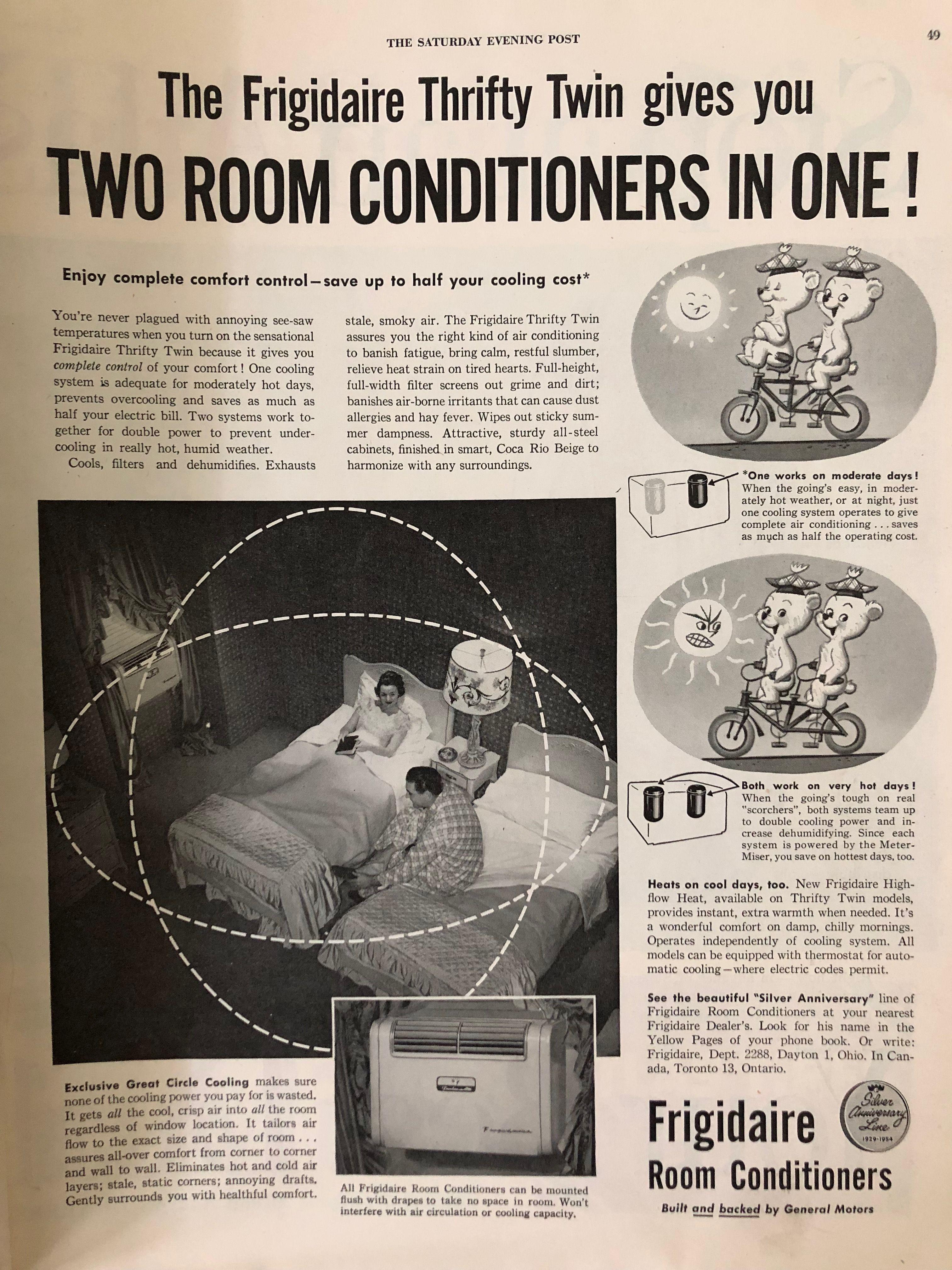 Pin By Tha Heating Air Plumbing On Vintage Hvac Ads