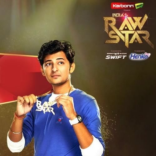 Image result for darshan raval india's raw star