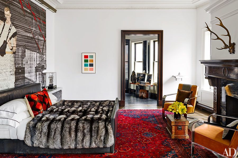 Decorator Nicholas Kilner Revamped A Gorgeous New York City Penthouse Nicholas D 39 Agosto