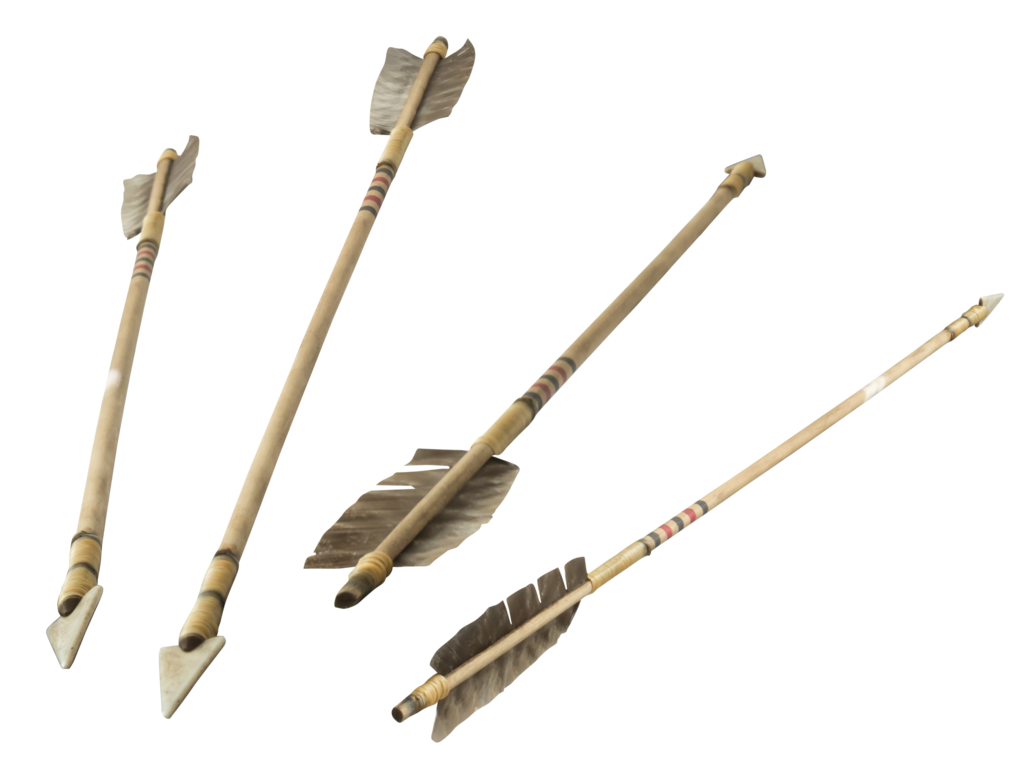 4 More Old Indian Arrows By Archangelical Stock Indian Arrows Arrow Indian