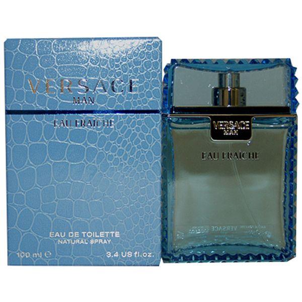 484e96ef3 Versace Man Eau Fraiche Men's 3.3-ounce Eau de Toilette Spray $37  Overstock.com is the best priced seller of fine cologne I've found