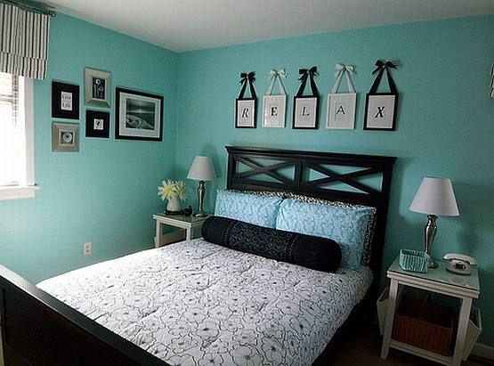 Black White Teal Bedroom Ideas 2 Cool Inspiration Design