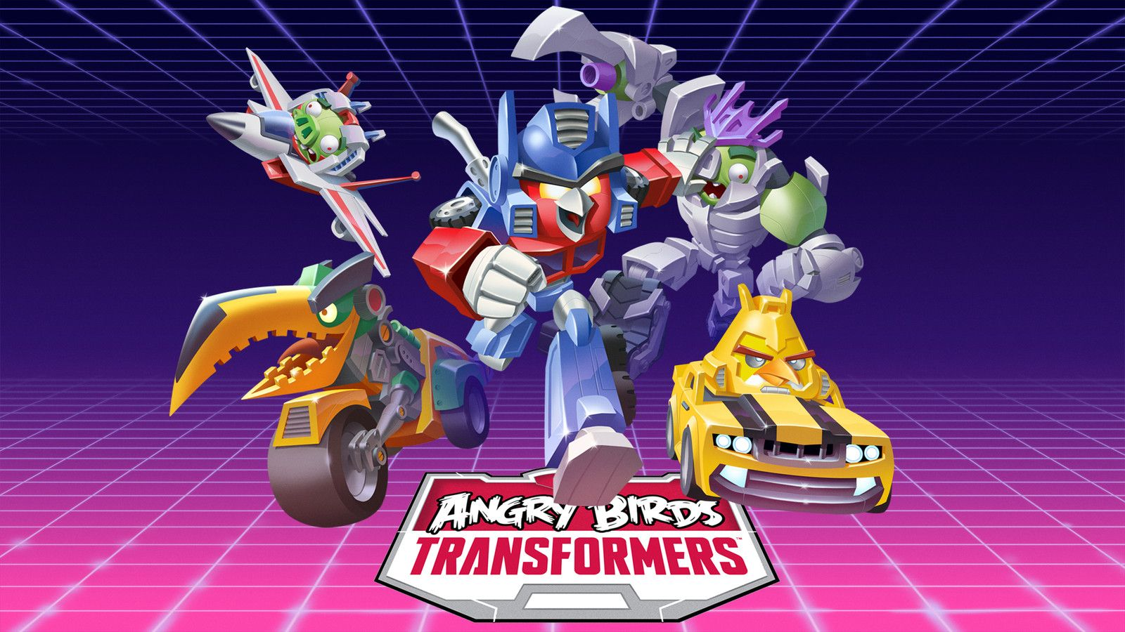 Angry Birds Transformers Set For October 15th Release Date