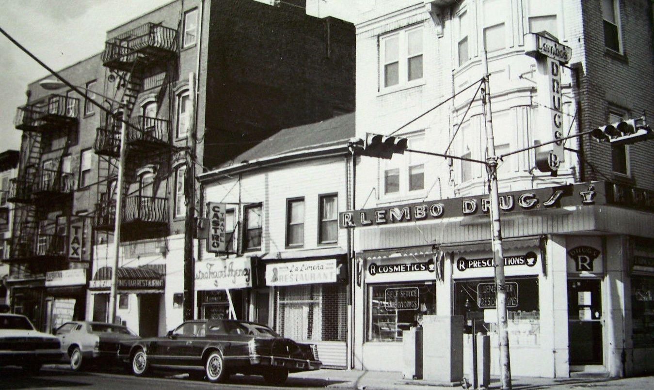 Market Street In Paterson Nj Circa 1980 In 2019 Garden
