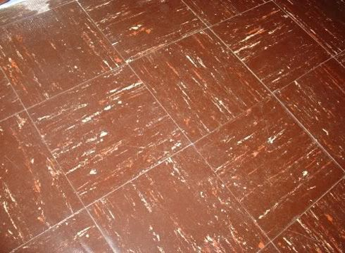 A Discussion Of Floor Tiles Elliott Spour House Tile Floor Tile Removal Asbestos Removal