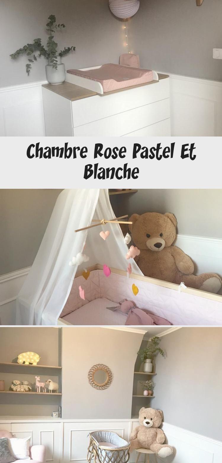 31+ Chambre rose pastel et blanc trends