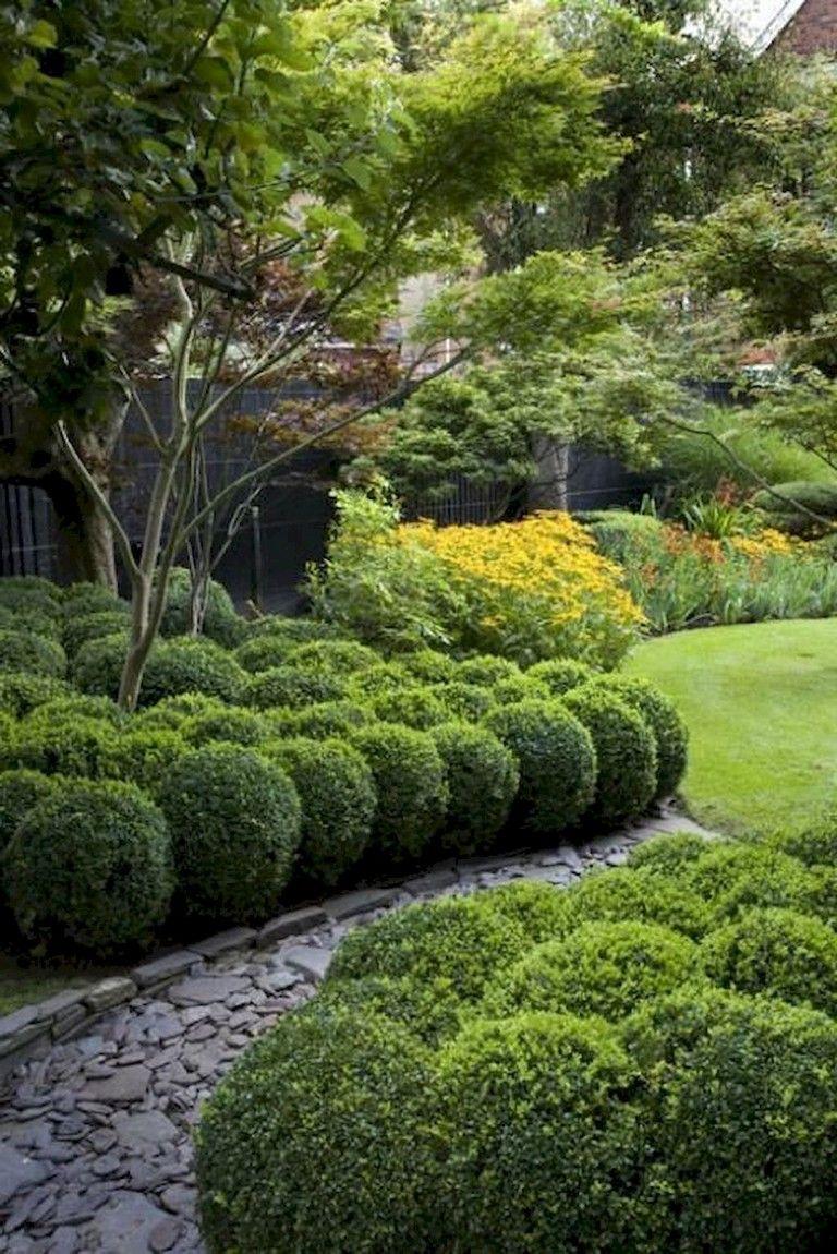 hermosas ideas de paisajismo en el patio trasero 50 Wonderful Small Backyard Landscaping Ideas