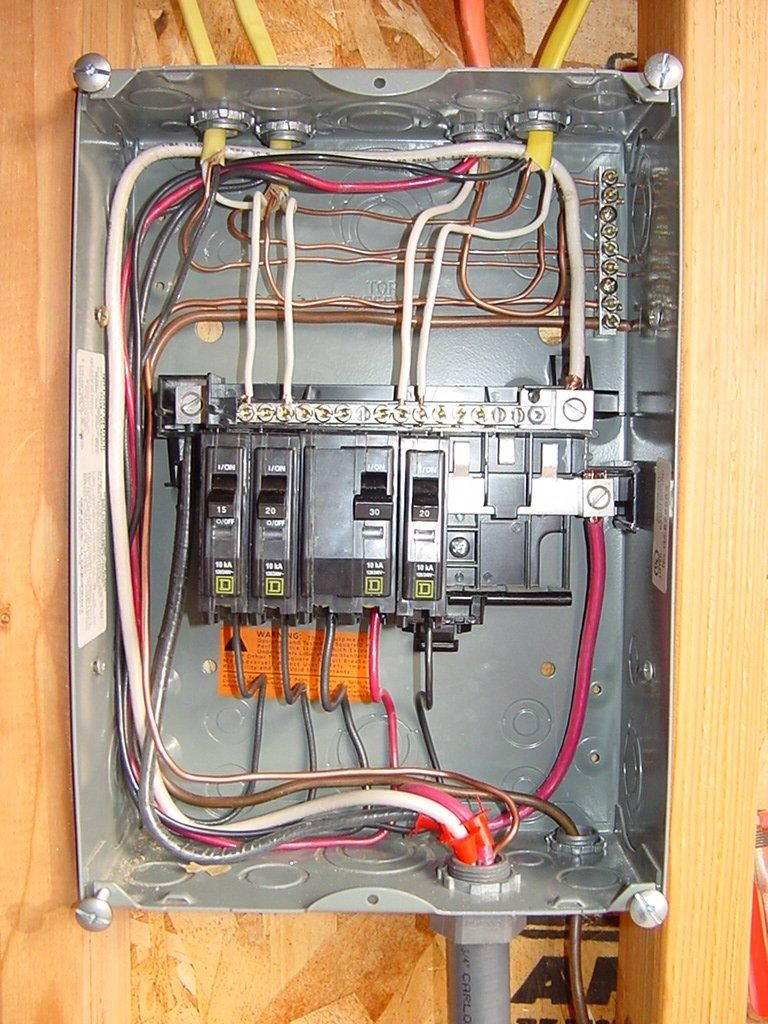 200 Amp Main Panel Wiring Diagram Electrical Panel Box Diagram Photos Good Pix Gallery Electrical Panel Wiring Home Electrical Wiring Electrical Panel