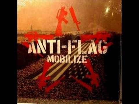 Anti Flag Die For Your Government Anti Flag Beat On The Brat Flag