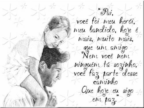 Lindas Imagens E Frases Para O Dia Dos Pais: Para Meu Irmão Arnie No Seu Primeiro Dia Do Pai