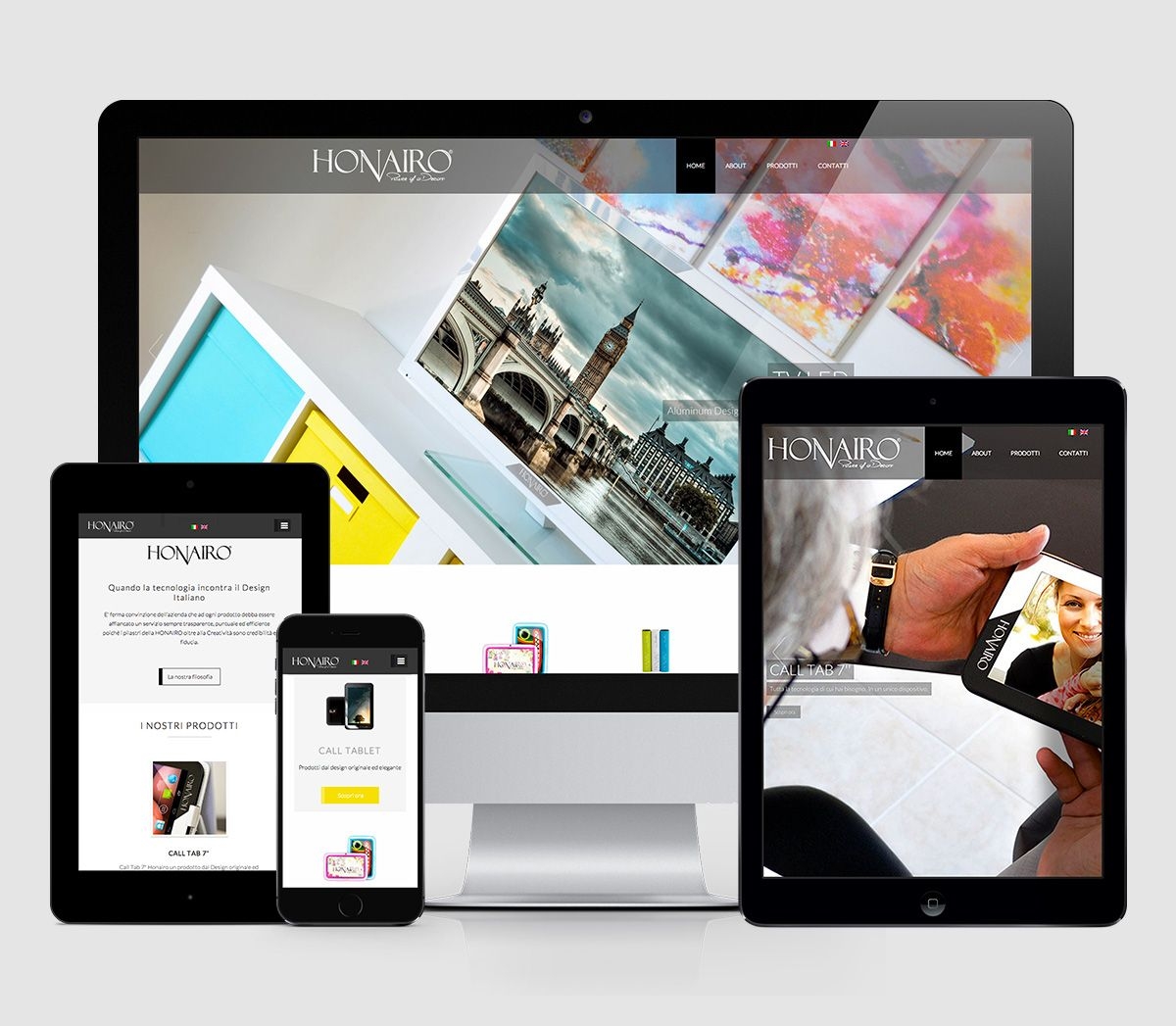 Honairo #website #web #webdesign #webdevelopment #layout #responsive #html #mrapps #honairo #technology