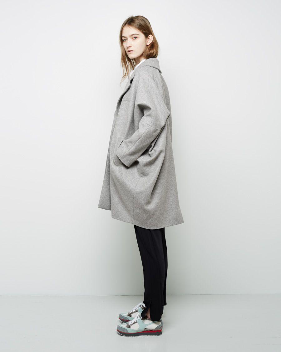 Mm6 By Maison Margiela Woman Tie-front Wool Dress Camel Size M Maison Martin Margiela V9l0bdjtJS