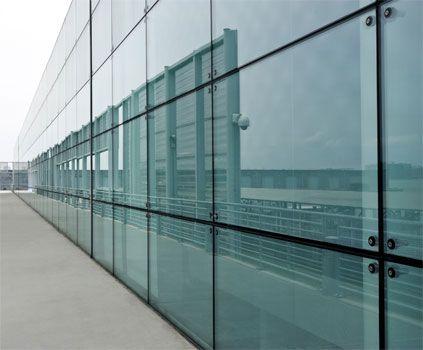 glazing aluminum window wall systems | Curtain wall Glazing ...