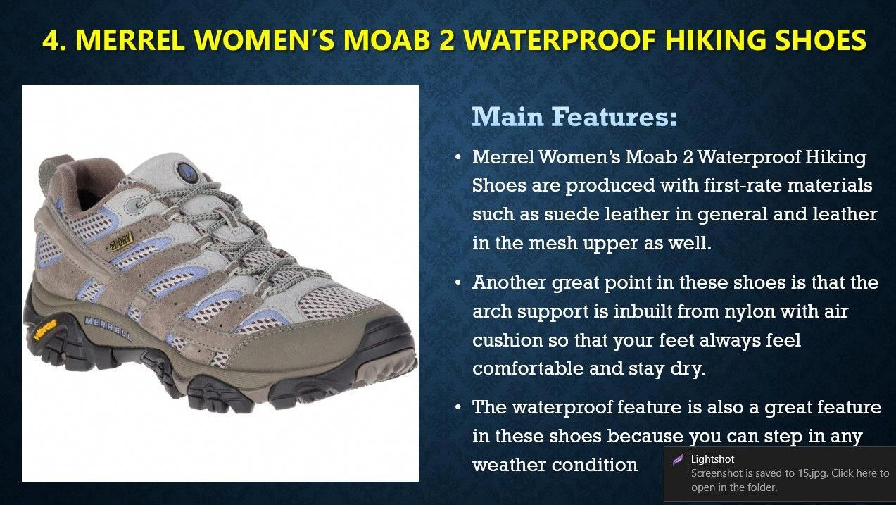 445734f28e55 Top 10 Best Hiking Shoes For Women 2017 - 2018 Reviews.  hikingshoes   womensshoes  hiking  hikingboot  hikingshoesideas