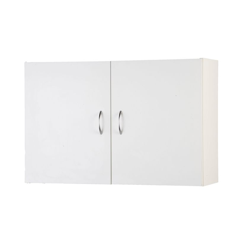Find Bedford 900mm White 2 Door Wall Unit at Bunnings Warehouse ...