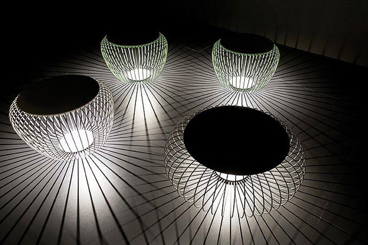 MERIDIANO luminaire by Jordi Vilardell Meritxell Vidal