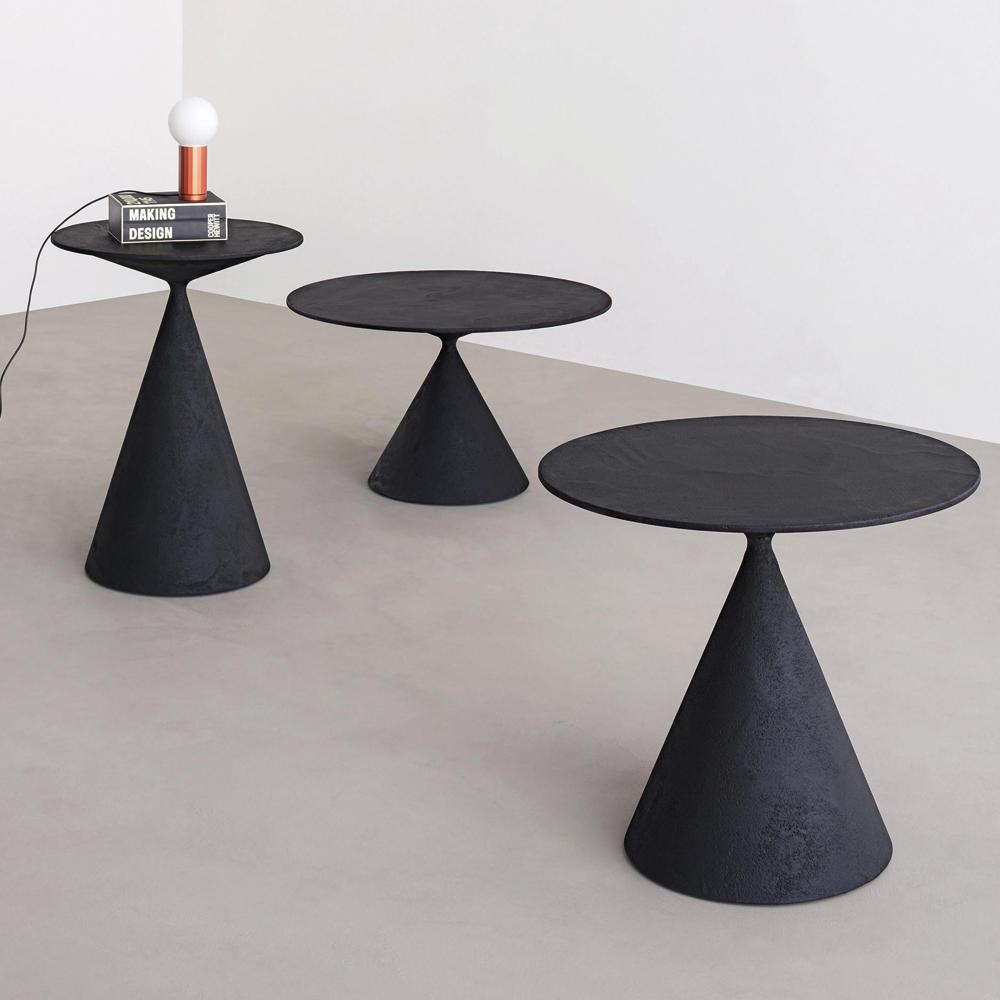 Mini Clay Table H 65 Cm By Desalto Do Shop Table Furniture Italian Furniture Brands [ 1000 x 1000 Pixel ]