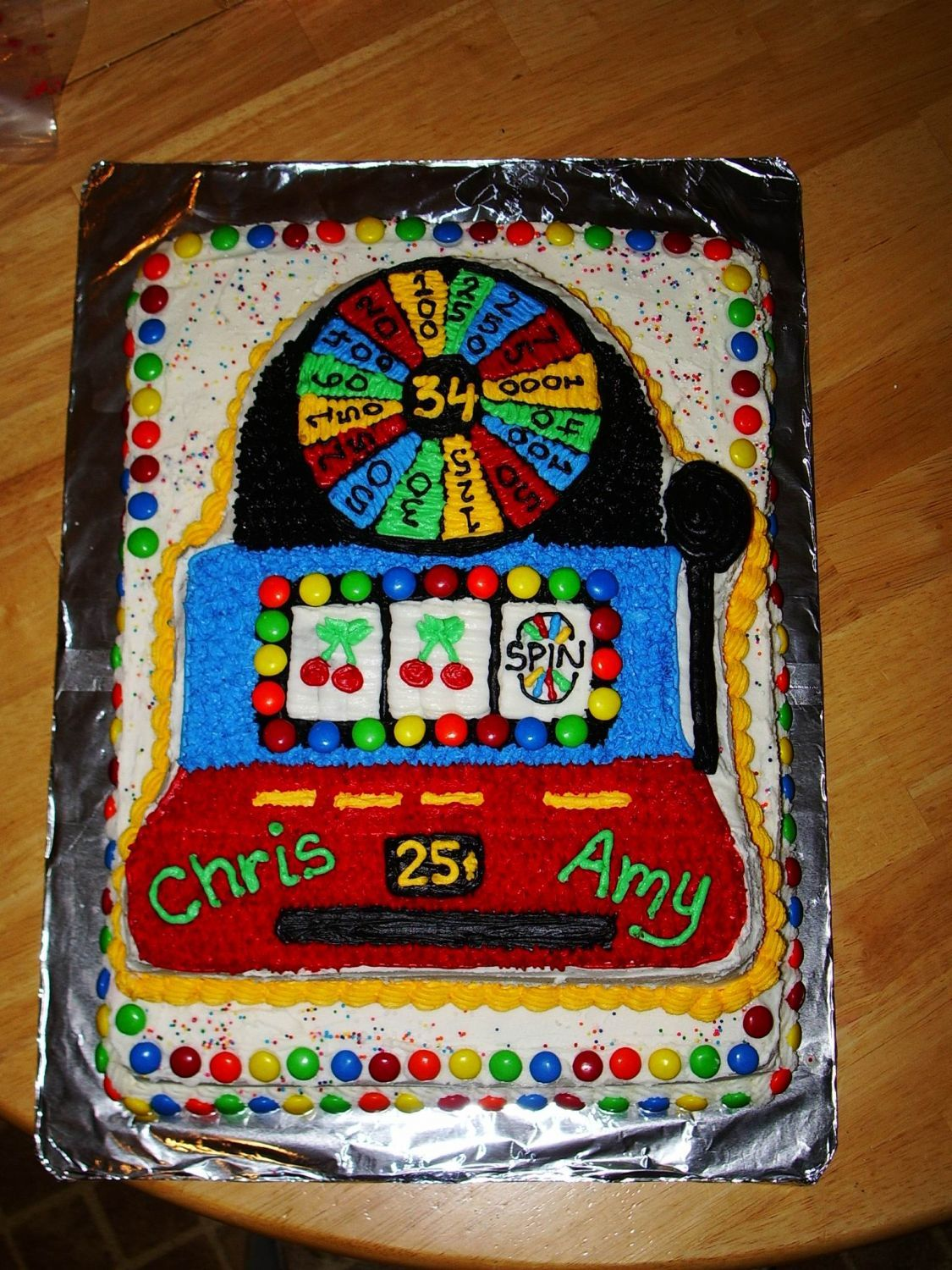 Pin on cakes his