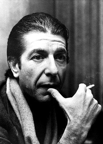 Image result for leonard cohen